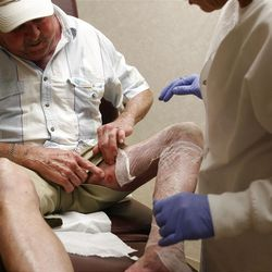 Rare disease leaves burn-like injuries - Deseret News