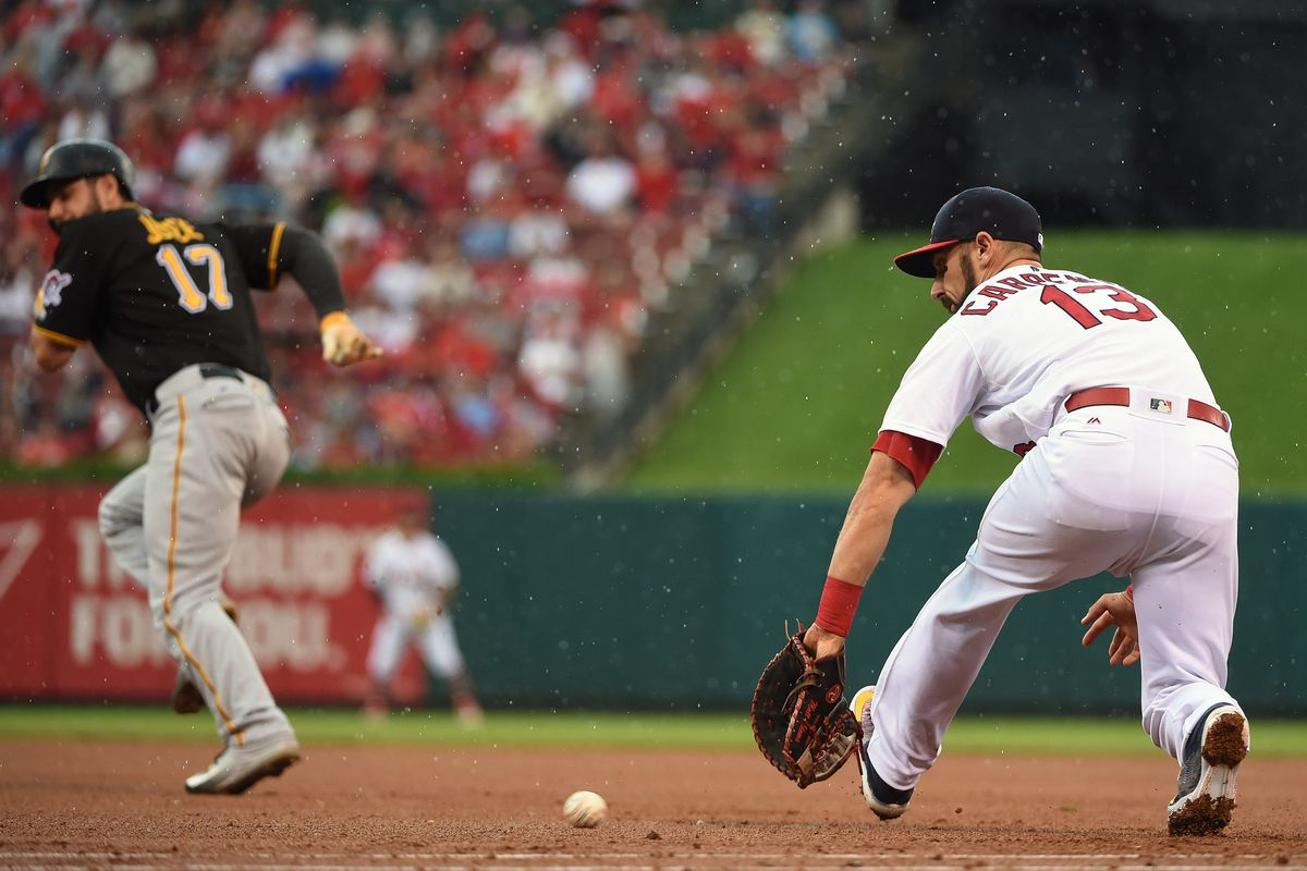 more photos 491d1 701ea How the 2017 Cardinals compare with the Pittsburgh Pirates ...
