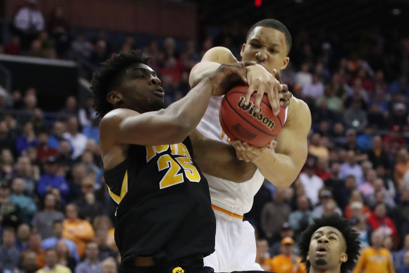 NBA Draft mailbag: much ado about Grant Williams