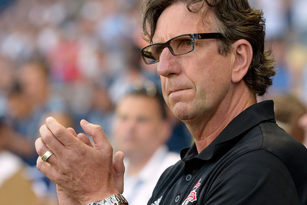 Paul Mariner approves of Ryan Nelsen's decisions on Saturday