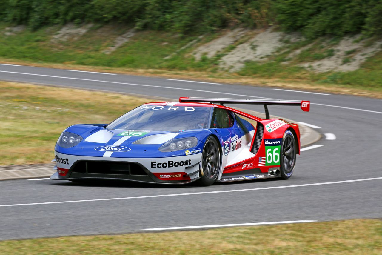 Its Official The Ford Gt Is Entering Lemans In
