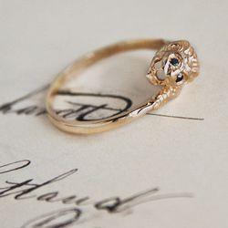 Leonine Ring, $450
