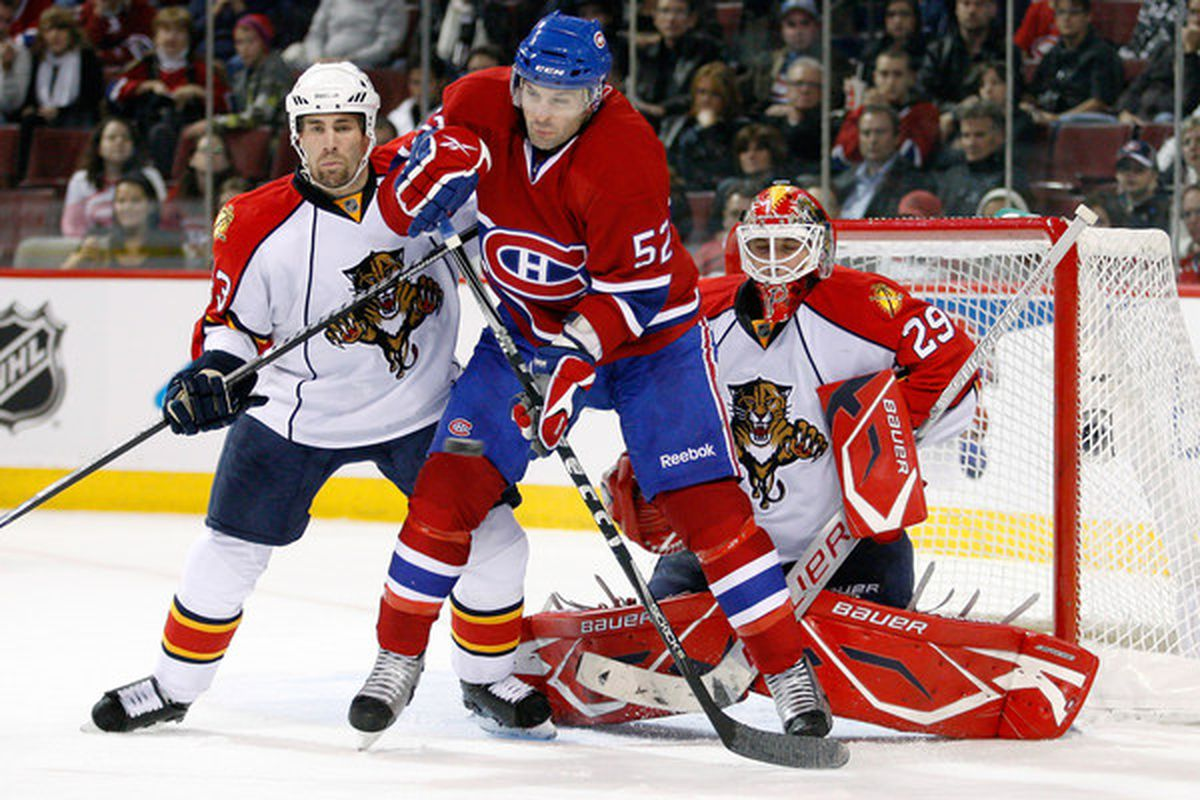 Vokoun was back in form against Montreal