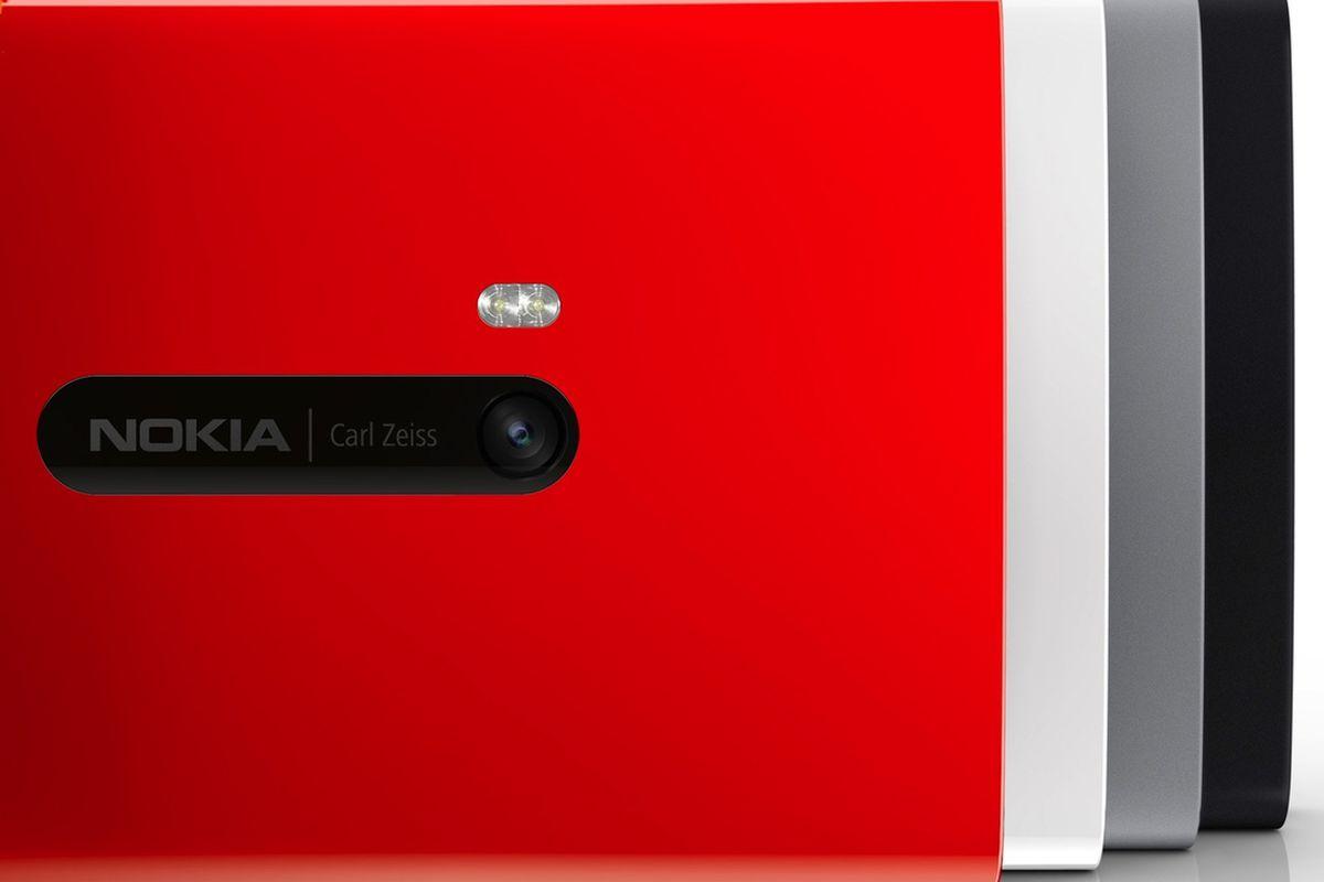 Nokia Lumia 920 PureView camera