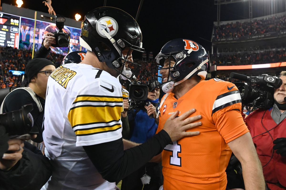 710926fc Report Card: Grading the Steelers' lousy 24-17 loss to the Broncos ...