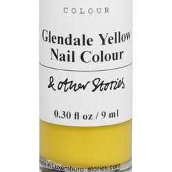 Glendale yellow nail polish, $11