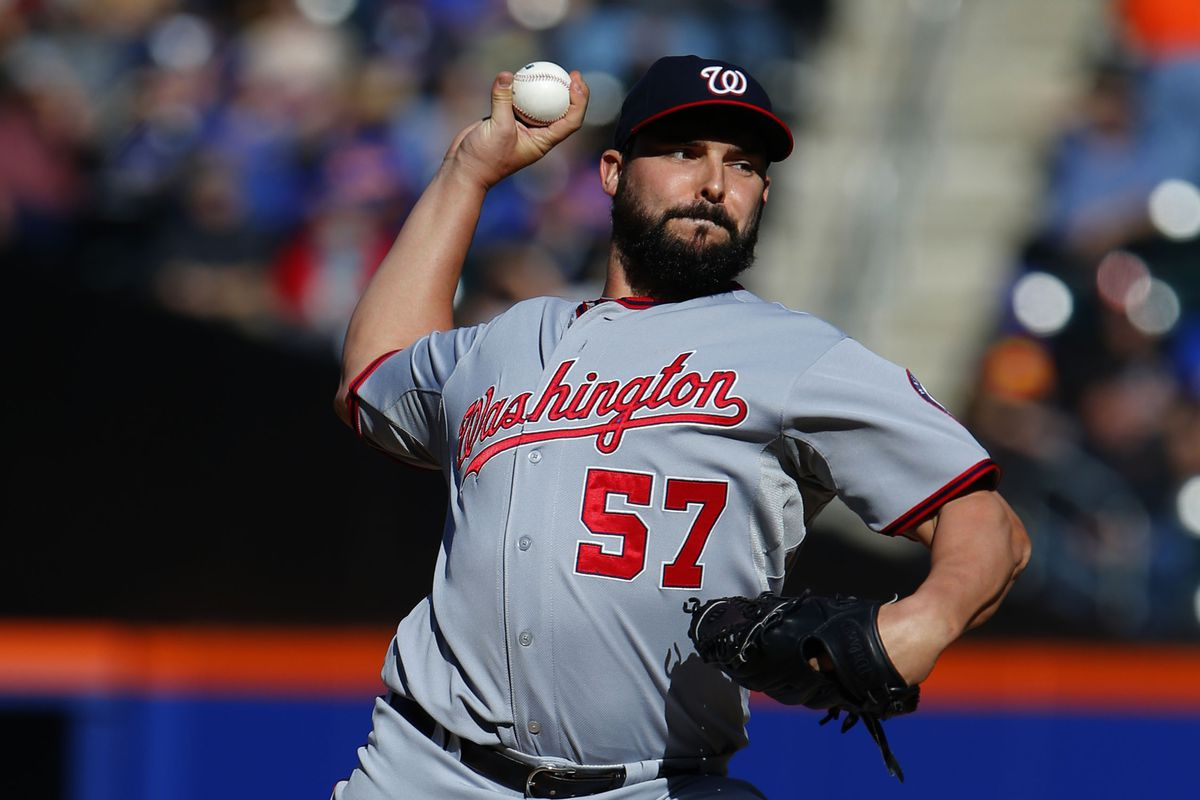 Tanner Roark was tremendous as a starter in 2014, but he was the definition of mediocrity as a swing man in 2015. Can the Nats depend on him returning to form at the back of the rotation next year?