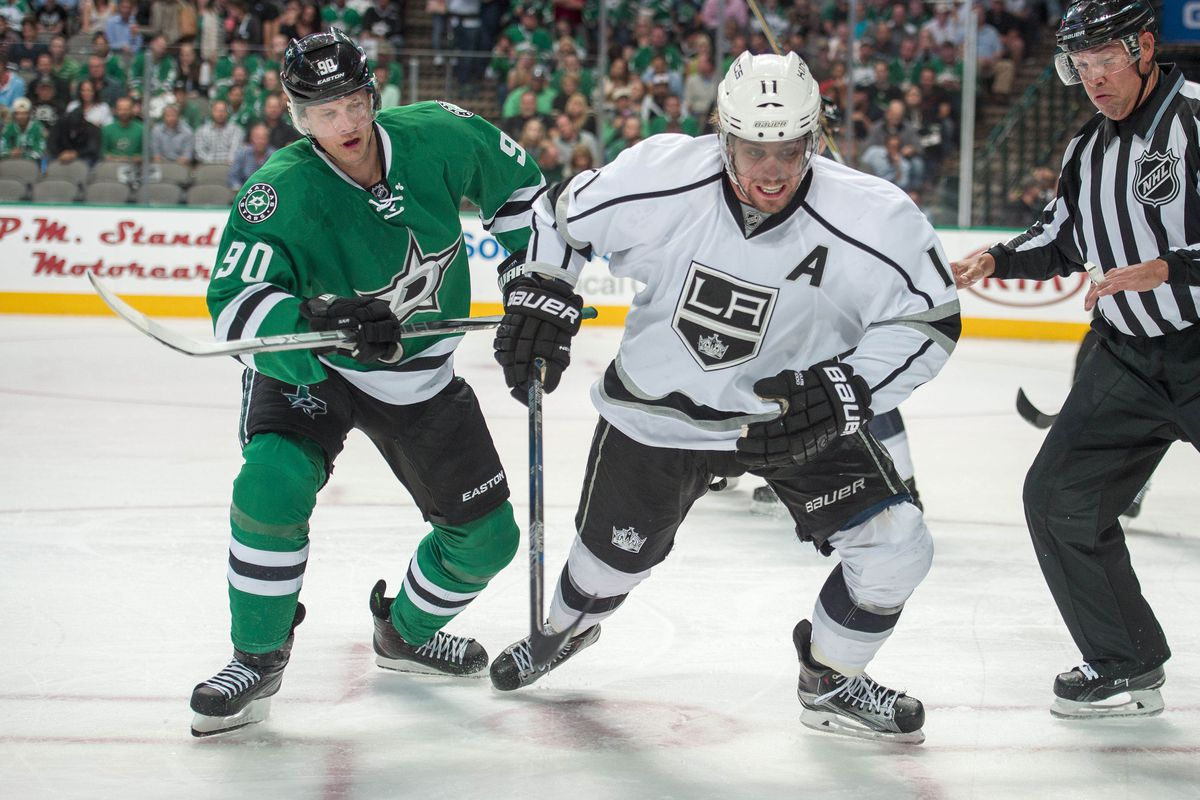 Anze Kopitar is really, really, really good at hockey. Let us never discuss him again.