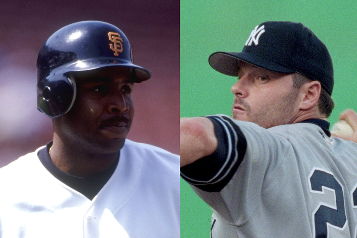 3027b57270 Barry Bonds and Roger Clemens continue their tedious climb in Hall of Fame  voting