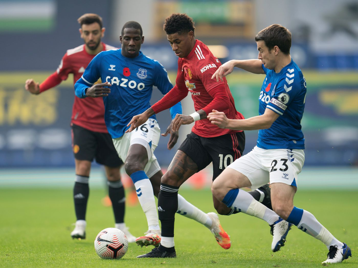 Everton Vs Manchester United Match Preview Can The Toffees Make The Last Four Royal Blue Mersey