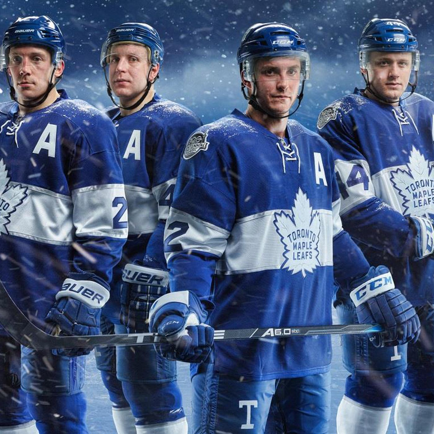 Toronto Maple Leafs 2017 Centennial Classic jerseys officially revealed d2a46fd04