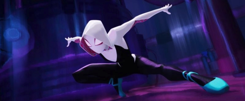 """Hailee Steinfeld provides the voice of Spider-Gwen, one of the heroes from an alternate universe in """"Spider-Man: Into the Spider-Verse."""" 