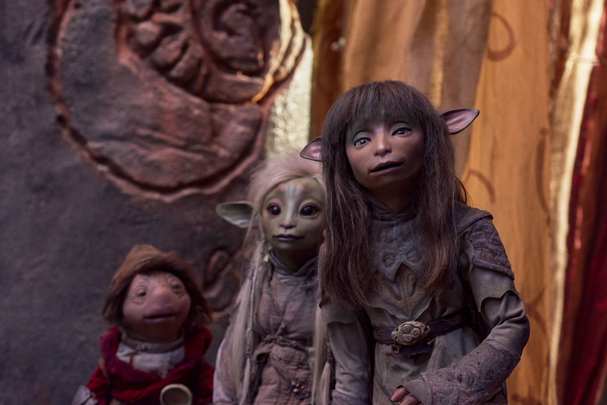 Netflix's Dark Crystal: Age of Resistance builds on the original film's strengths 1