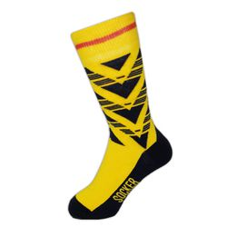 """<a class=""""ql-link"""" href=""""https://www.sockerclub.com/default/arsenal-sock.html"""" target=""""_blank"""">Bruised Banana socks</a>. Fun socks + Bruised Banana = thumbs up from me! For the Gooner with impeccable taste (because it's like mine, get it?). From <a class=""""ql-link"""" href=""""https://www.sockerclub.com/default/arsenal-sock.html"""" target=""""_blank"""">Socker Club</a>."""
