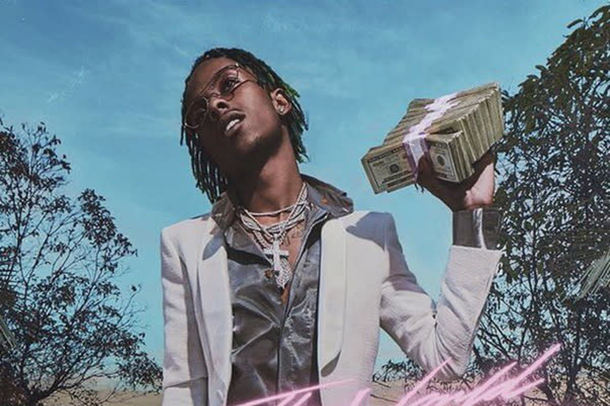 Stream Rich The Kid Drops Debut Album The World Is Yours Revolt