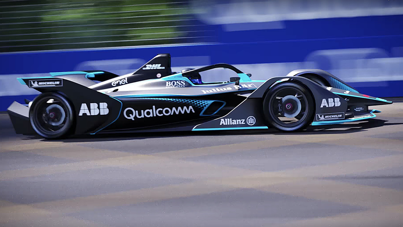 Formula E\'s new all-electric racecars look like they flew here from ...