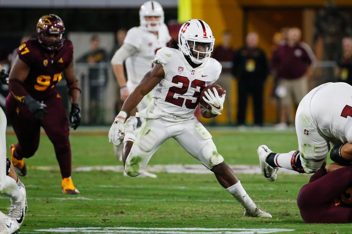COLLEGE FOOTBALL: OCT 18 Stanford at Arizona State