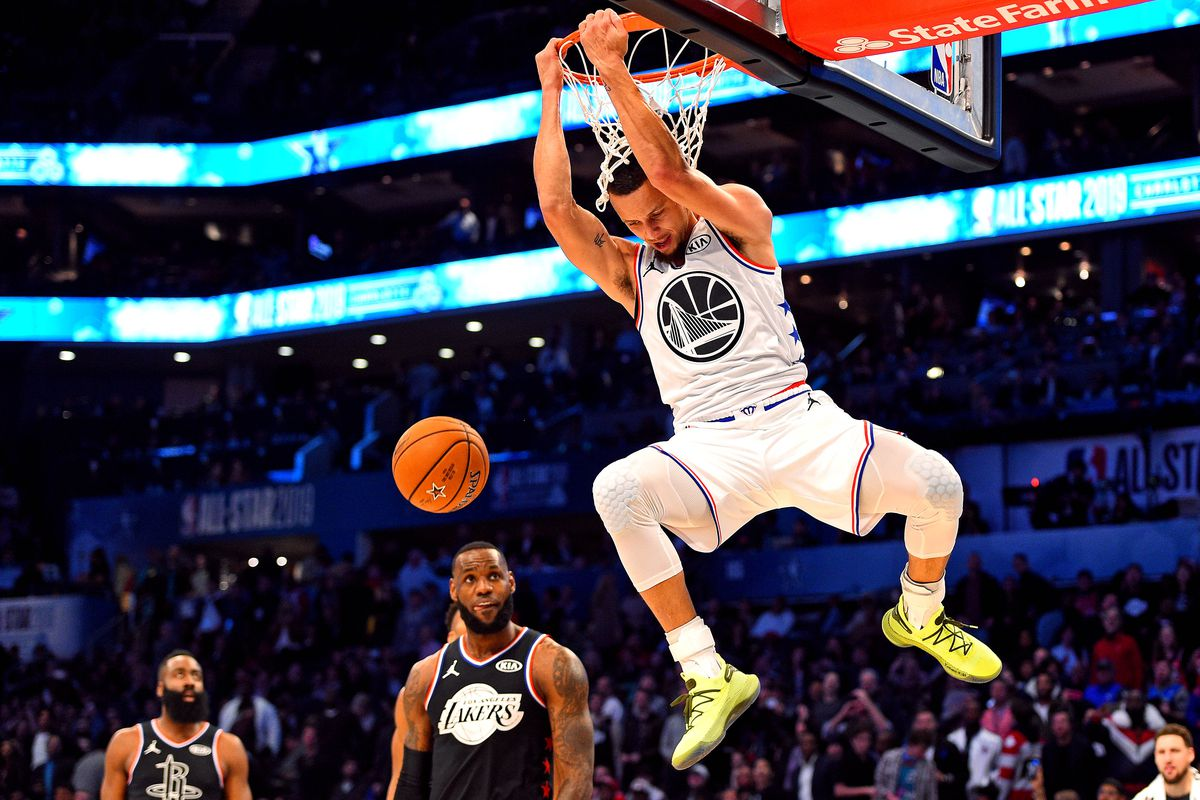 Steph Curry's greatest All-Star Game highlights