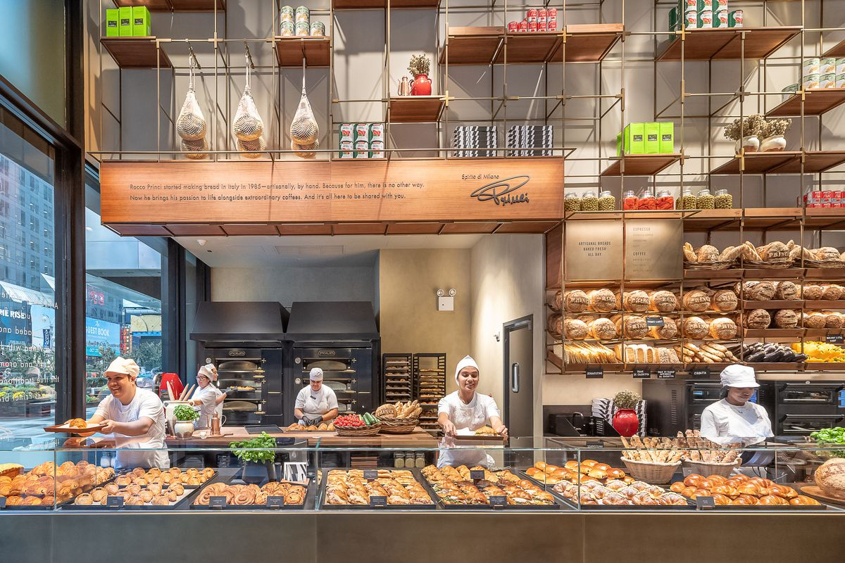 Princi The Italian Bakery Backed By Starbucks Soon Opens