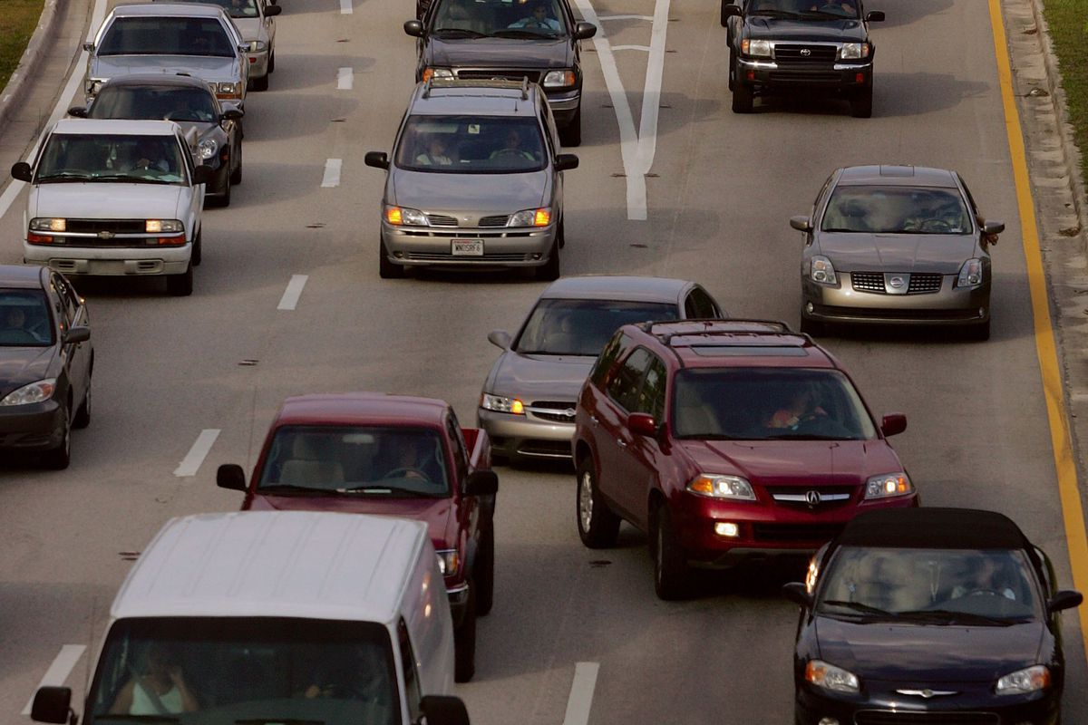 Miami Named As Worst City For Road Rage