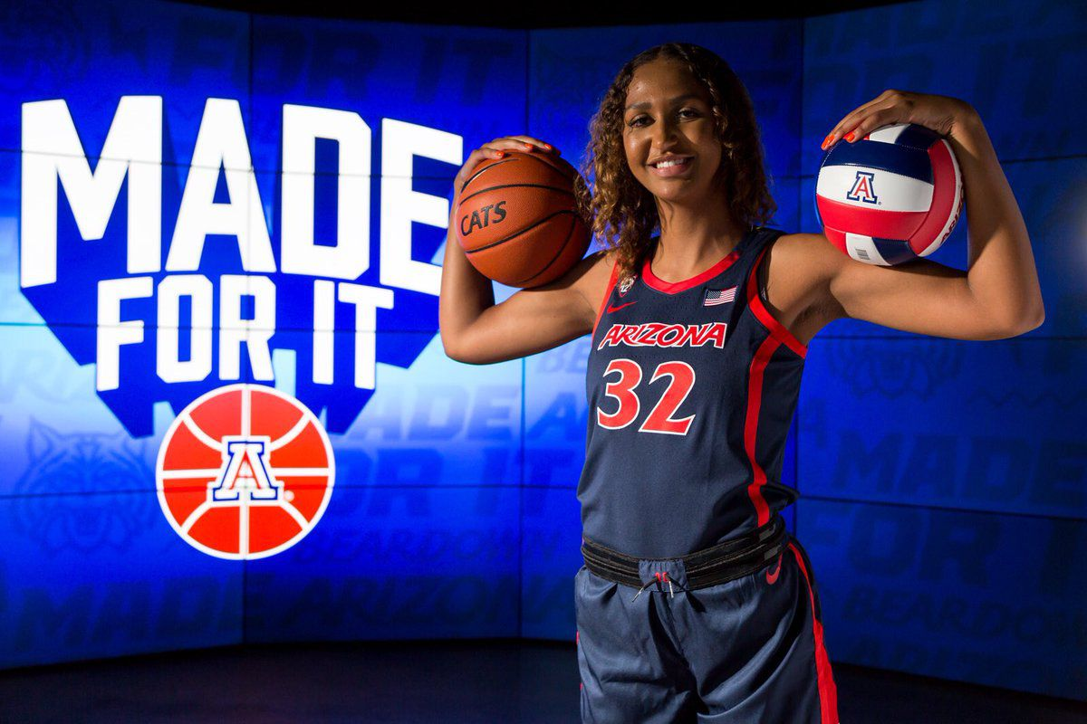 What Lauren Ware's commitment means for Arizona women's basketball and volleyball
