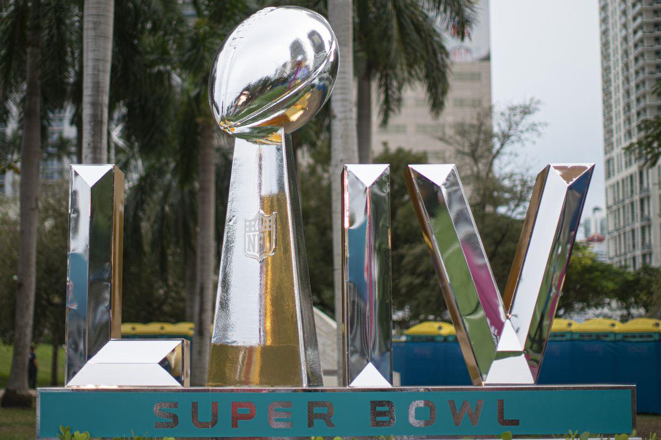 49ers vs. Chiefs Super Bowl XLIV Live zone