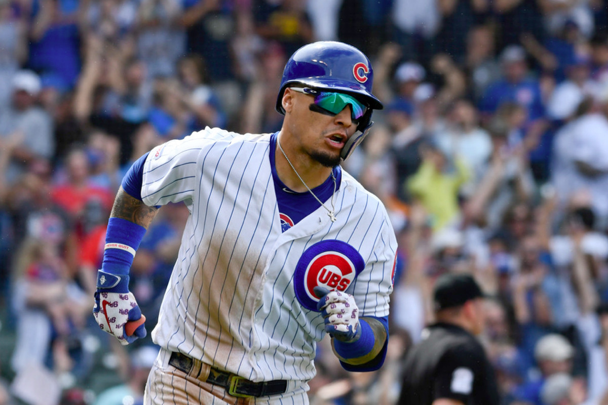 Javy Baez hits 100th career home run in huge moment to give Cubs a 5-3 victory against Mets