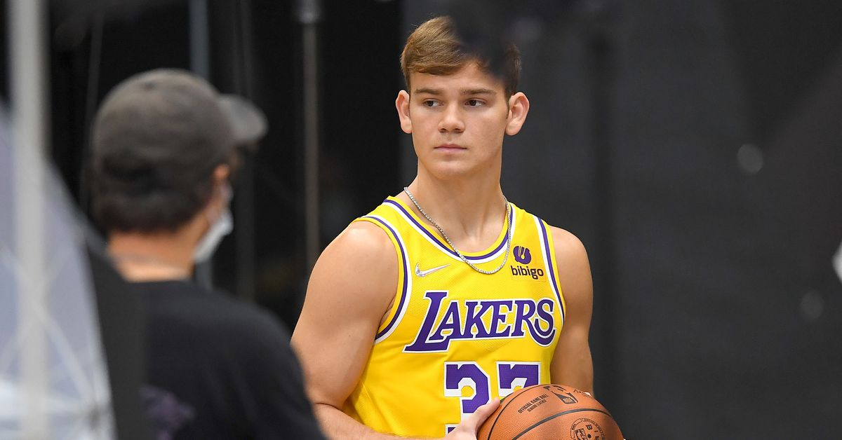 Mac McClung reportedly waived by Lakers, will join South Bay Lakers - Silver Screen and Roll
