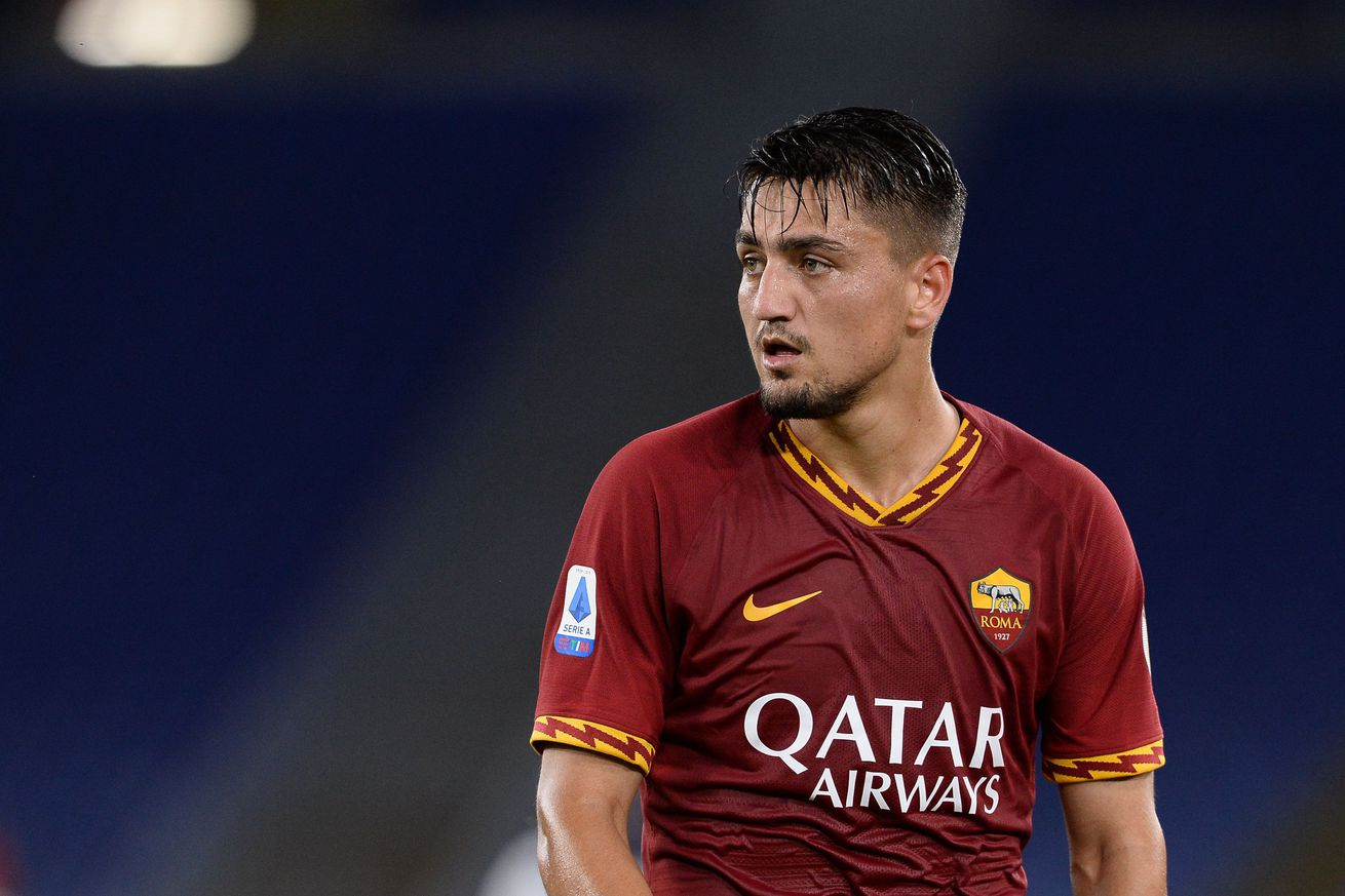 AS Roma Winger Offered To AC Milan For The Summer Transfer Window