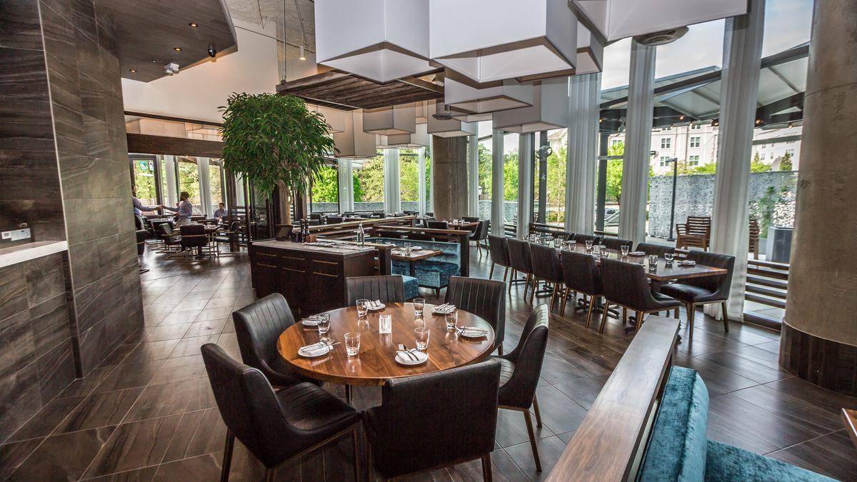 Atlanta Restaurants Reopened For Dine