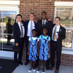 ChenWei Guo served in the Provo/Orem Utah Mission as a full-time missionary for The Church of Jesus Christ of Latter-day Saints.