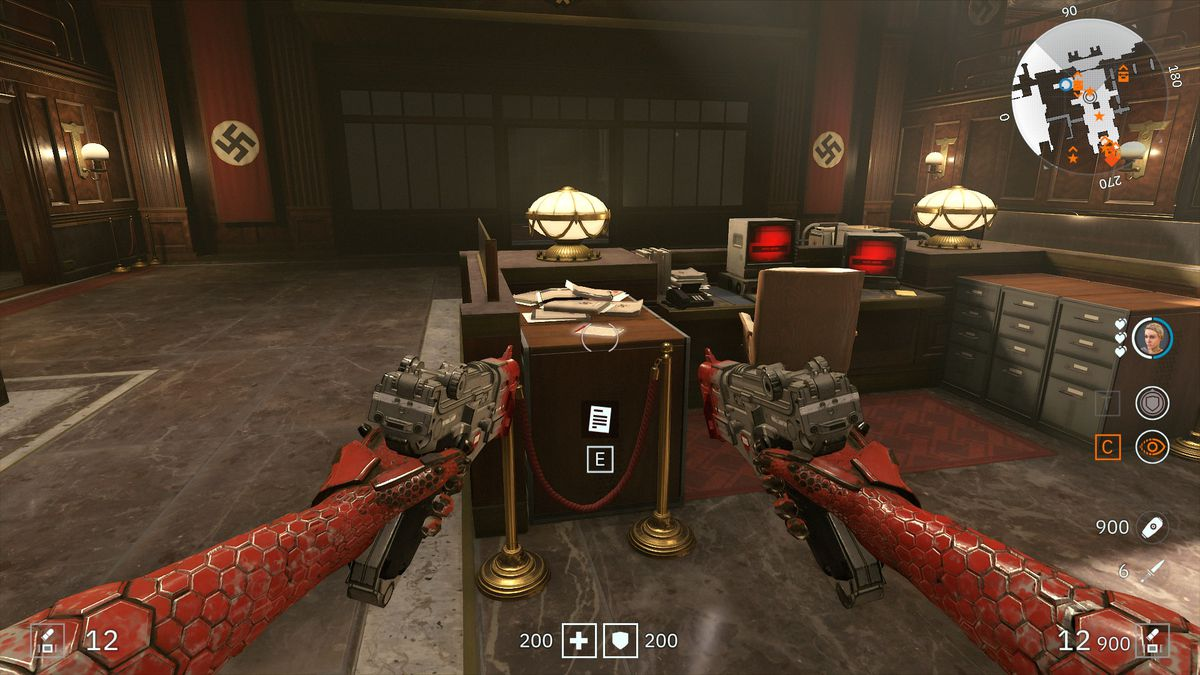 Wolfenstein: Youngblood Readable 59 Manfred's Note collectibles