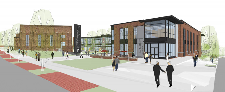 In Atlanta's Vine City, innovative YMCA project is a go