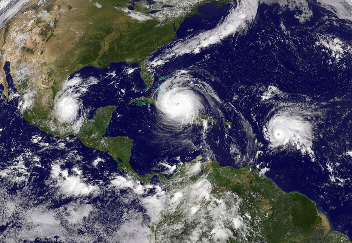 we asked 5 hurricane experts why were there so many hurricanes this