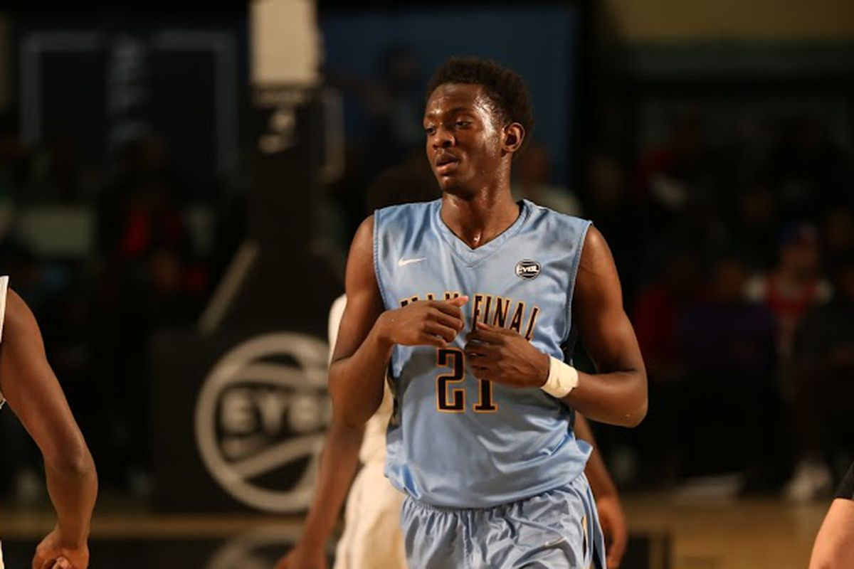 Dhamir Cosby-Roundtree mandatory credit Brian Coulter | KROSSOVER.TV