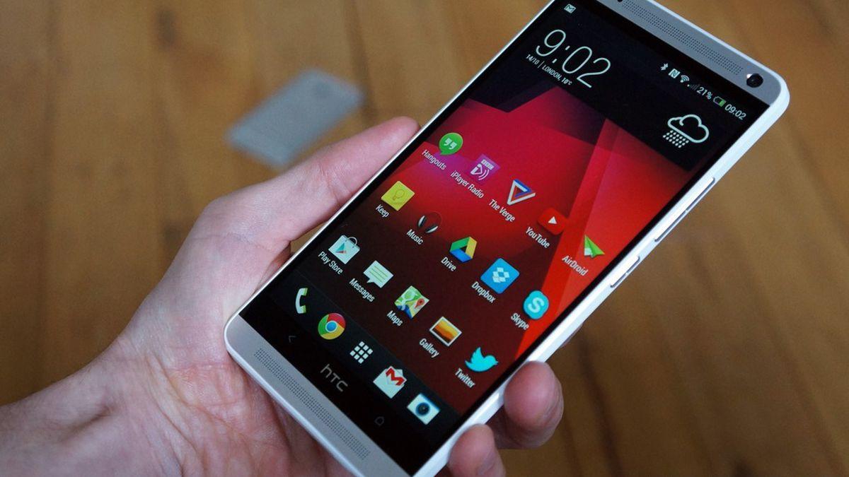 HTC one max (verge 1020)