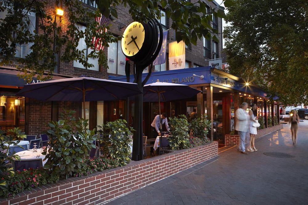 Cafe Milano DC exterior