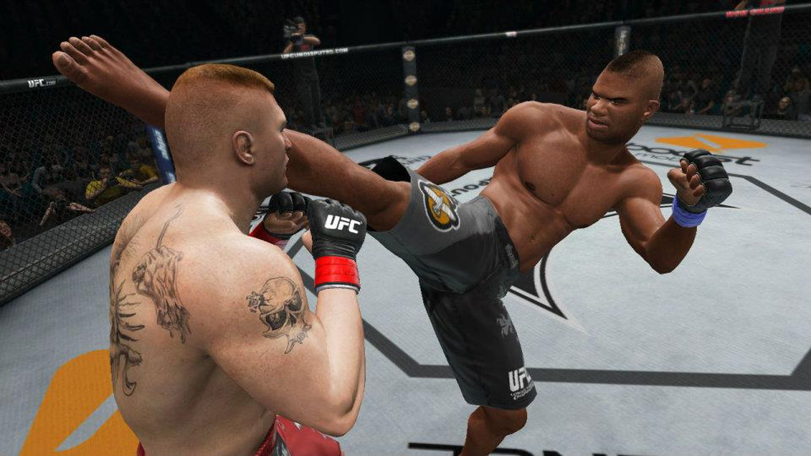 THQ reveals details of UFC Undisputed 3 online features ...