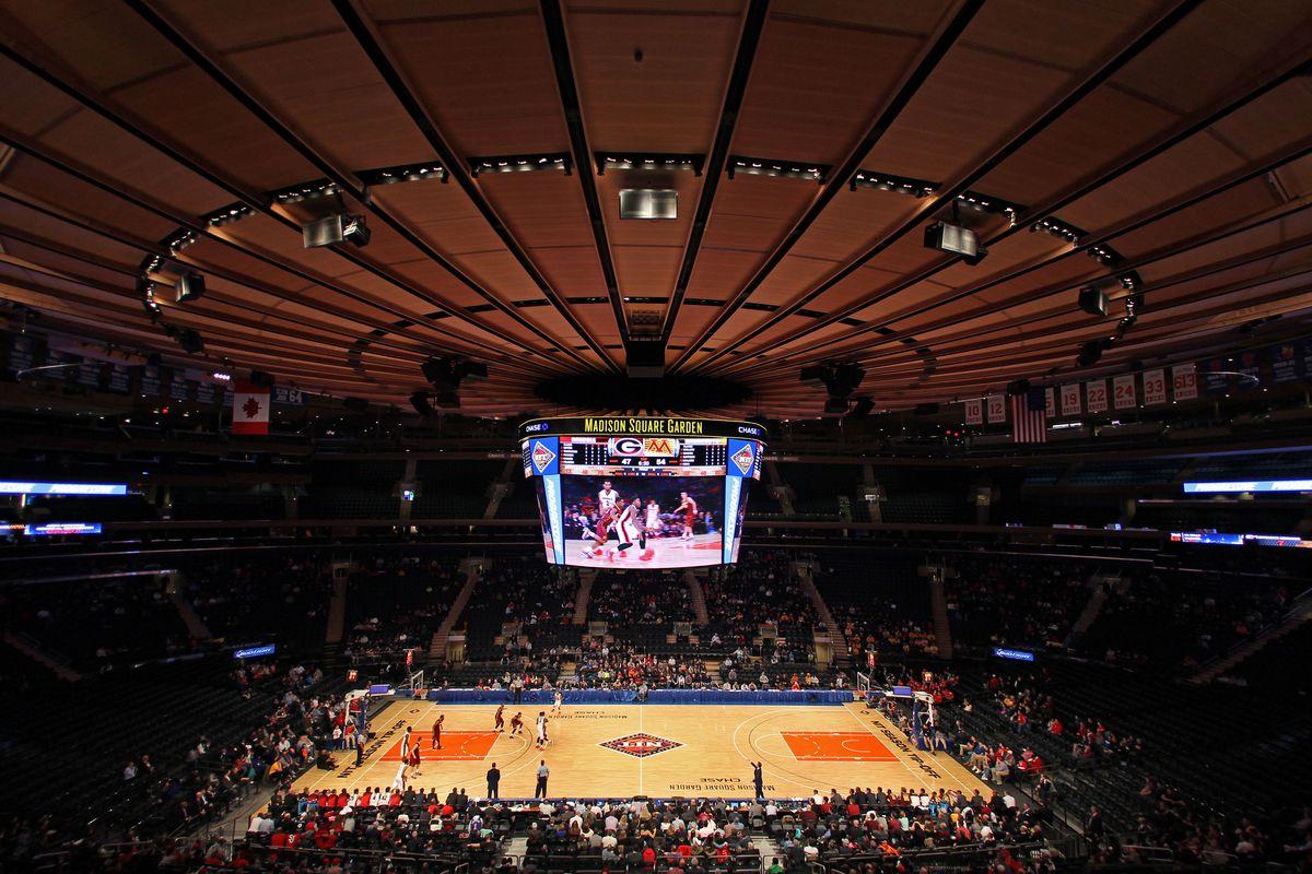 NCAA Basketball: St. John's at Gonzaga