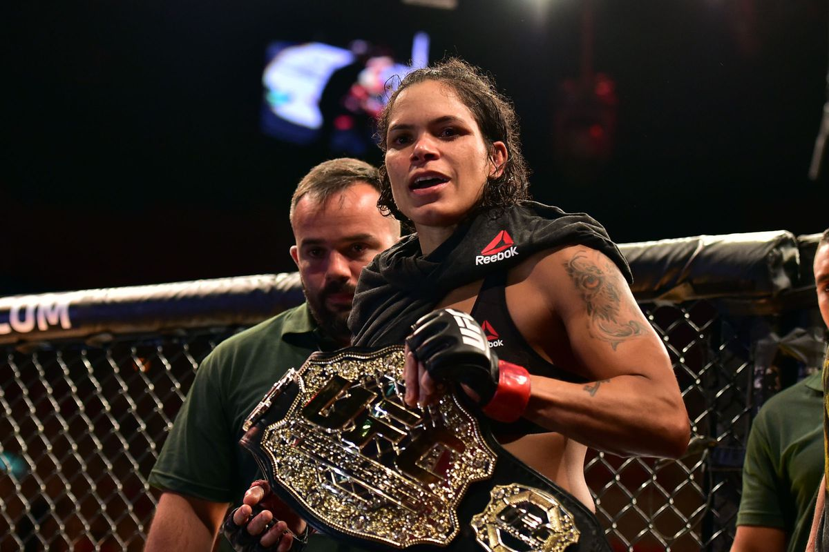 Amanda Nunes considering retirement after potential Holly