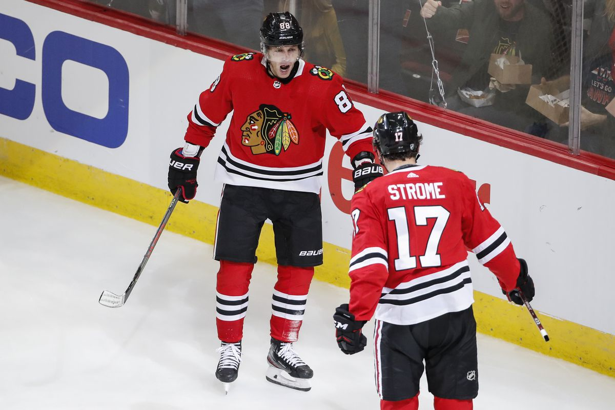 Externally, nobody expects much from this Blackhawks team. But the Blackhawks themselves disagree.