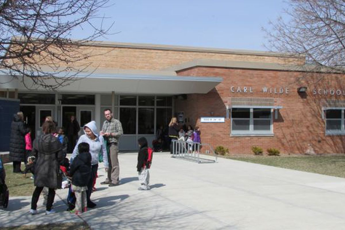 School 79, located in IPS' fifth district, has adapted to an influx of immigrant students recently.