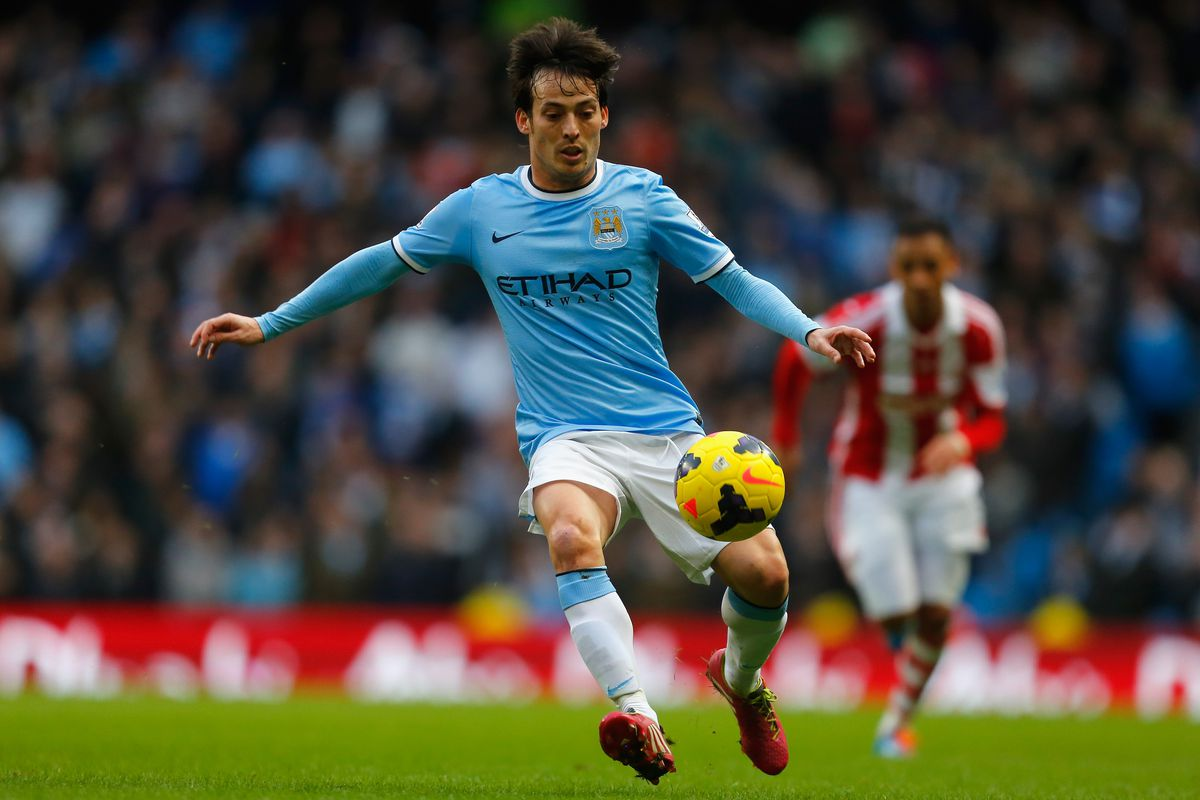 Man City's midfield maestro is back. How will he fare against Stoke?