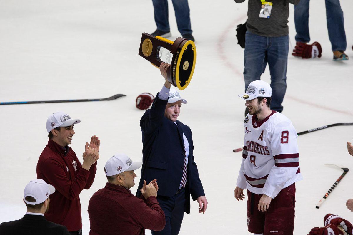 2021 NCAA Division I Men's Hockey Championship