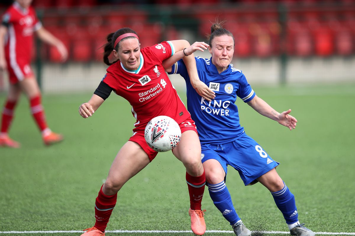 Leicester City Women v Liverpool Women: The Women's FA Cup 4th Round
