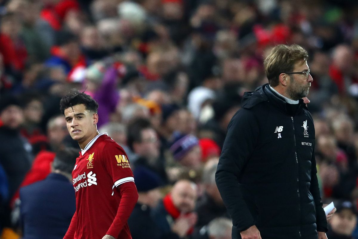 Barcelona Reportedly Set to Offer Liverpool £140M for Philippe Coutinho