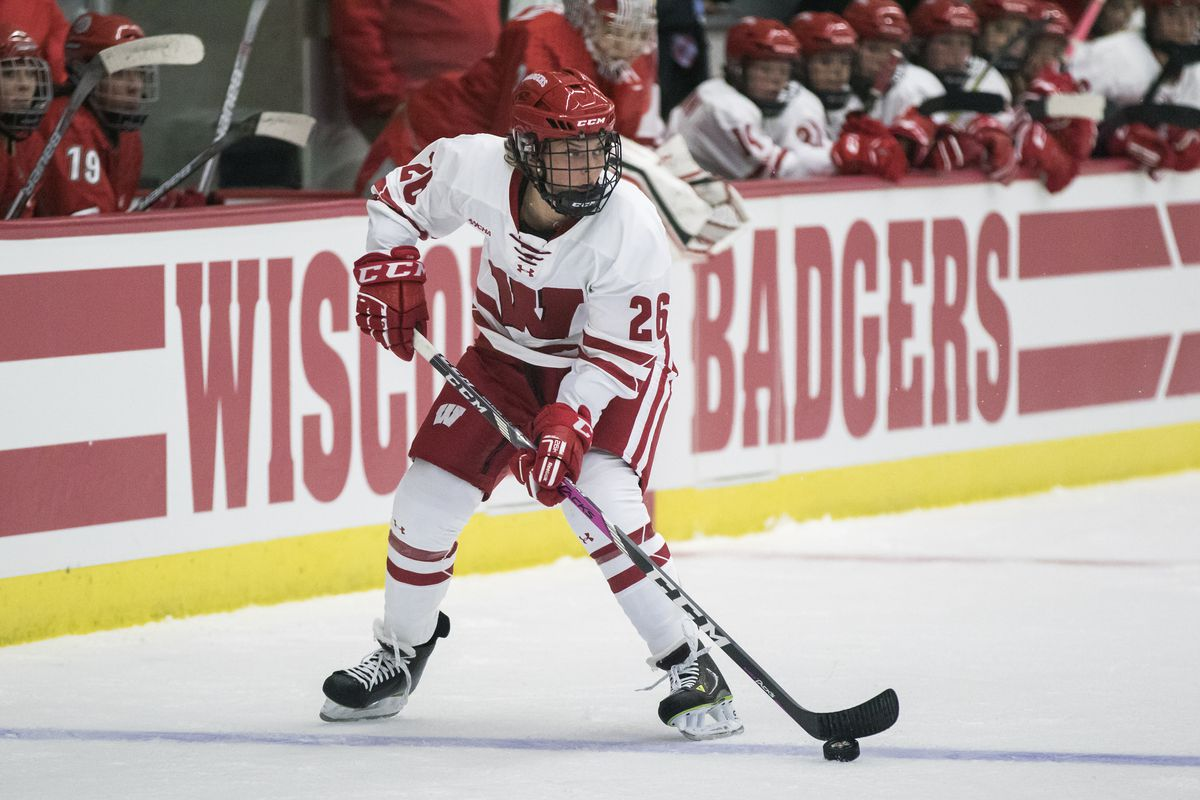 Wisconsin women's hockey is making a run at a national ...
