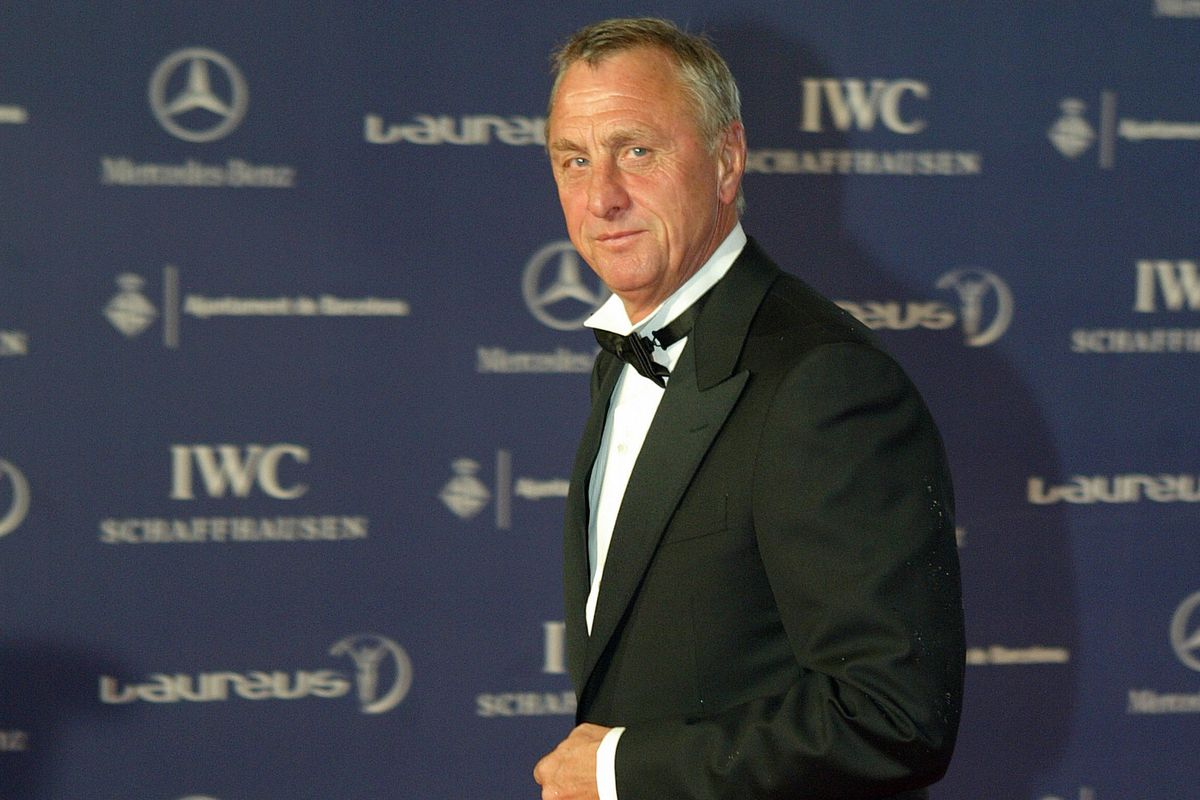 Johan Cruyff's prophecy about Lionel Messi and the Ballon d'Or