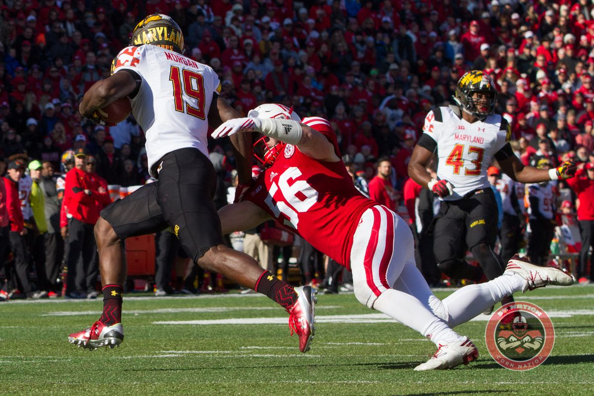 Gallery: Huskers Cap Home Schedule with Win Over Maryland