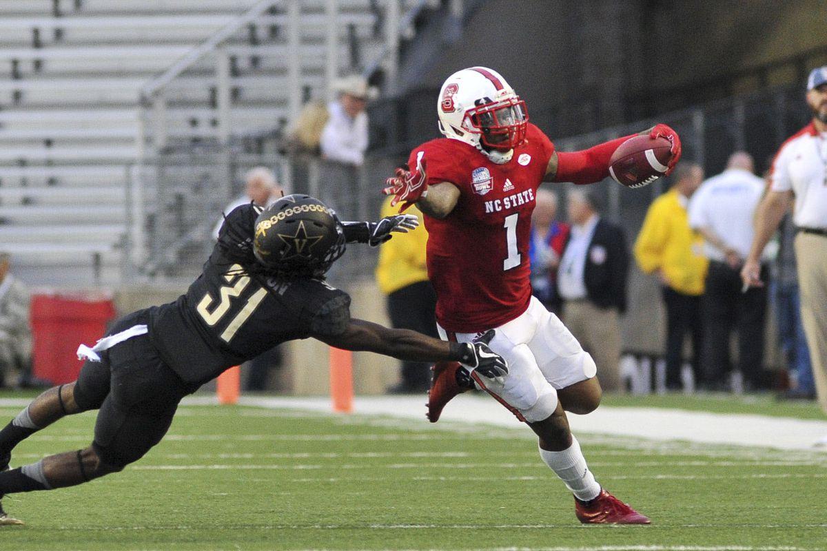 NCAA Football: Independence Bowl-North Carolina State vs Vanderbilt